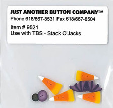 Button Pack 9521 for Stack O Jacks Just Another Button Company - $8.40