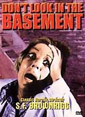 DON'T LOOK IN BASEMENT - Classic Horror - NEW DVD