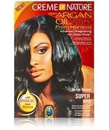 Creme of Nature Argan Oil Relaxer Formula, Super - $12.92