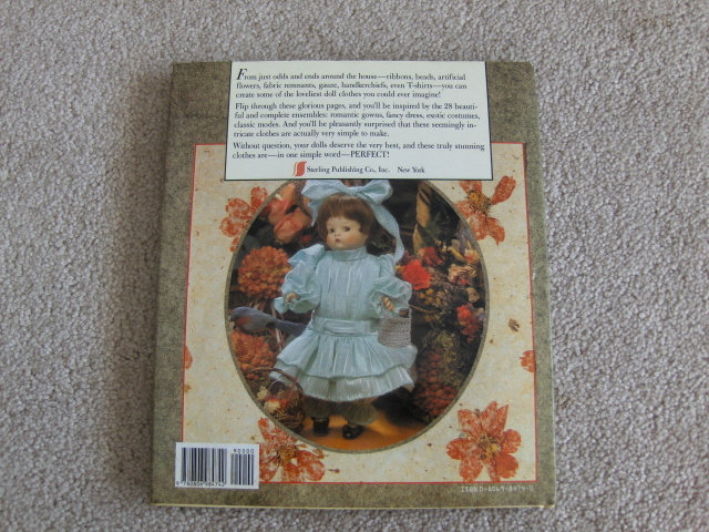 The Perfect Book Of Doll Clothes