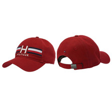 Tommy Hilfiger Men's Embroidered Hat Logo Branding Baseball Cap 69JI721600 image 1