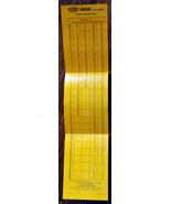 Du Pont Freon refregerants Pocket Reference Guide - New - $1.99