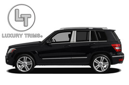 Mercedes GLK350 Stainless Steel Chrome Pillar Posts by Luxury Trims 2009... - $69.80