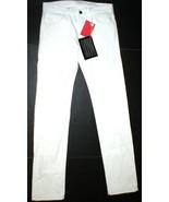 New NWT 30 x 34 Mens Designer Spurr Pipe Jeans USA White Logo Belt Patch... - $170.00