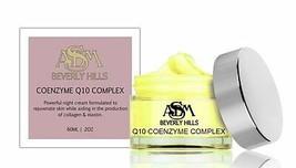 ASDM Beverly Hills Q10 Night Face Cream with Retinol - $47.49