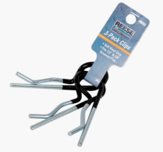 """Reese Towpower Receiver PIN & CLIP 3 PACK Fits 1/2"""" 5/8"""" Vinyl Grip 7021... - $6.99"""