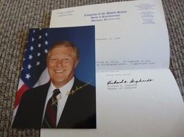 Congressman Dick Gephardt Autographed Signed 5x7 Photo PLEASE READ - $12.99