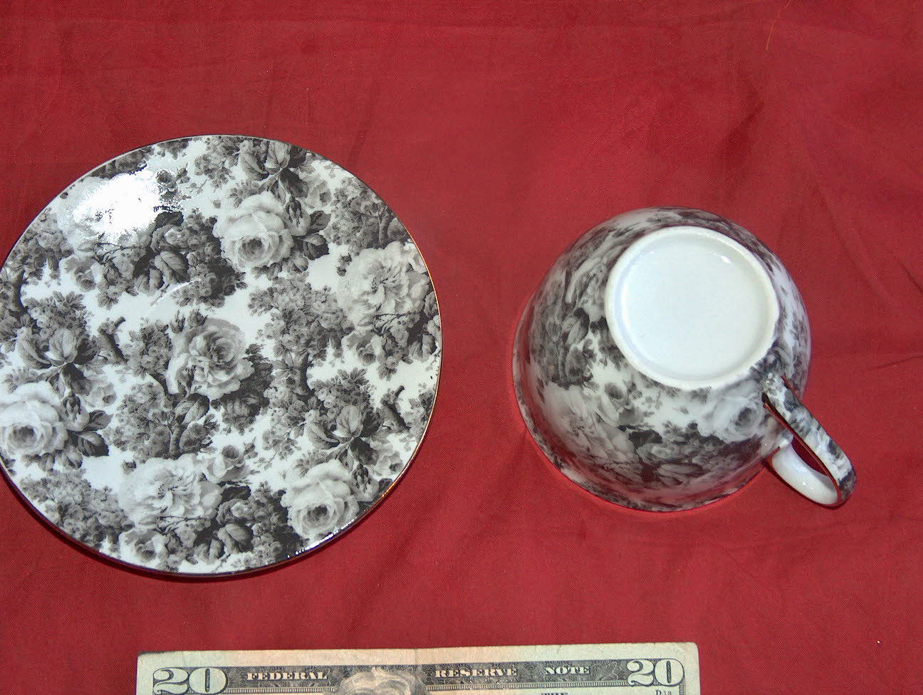 Formalities By Baum Bros China Floral and 16 similar items