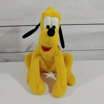 Pluto Plush Stuffed Toy Disney 9 inch - $11.29