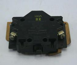 GE CR205X 100A Auxiliary Contact Kit Used - $14.84
