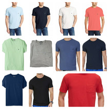 Nautica Men's Classic Fit Pocket Tee Shirt Short Sleeve Performance T-shirt