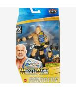 Mattel WWE ELITE WrestleMania Goldberg Figure - $19.95