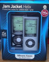 Jam Jacket Helix 5th Generation Ipod Nano Silicone Cases - BRAND NEW IN ... - $16.82