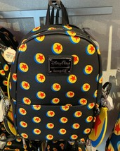 Disney Parks Exclusive Loungefly Pixar Ball Mini Backpack New - $97.98
