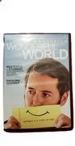 Wonderful World dvd - $6.00
