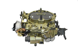 1906GG Remanufactured Rochester Quadrajet Carburetor 4MV 80-89 Big Block 454