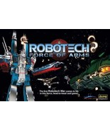Solarflare Games Robotech: Force Arms, Game - $17.87