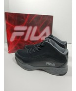 Kid's FILA Contingent 4 black size- 7 new with box boy girl - $34.95