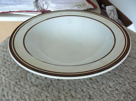 Mikasa soup bowl (Brown) 4 available - $3.56