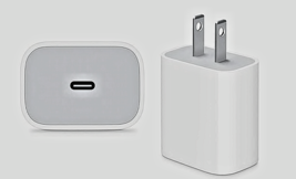 Apple 18 W Fast Type C Charger for iPhone 11 Pro and iPhone 11 Pro Max - $11.99