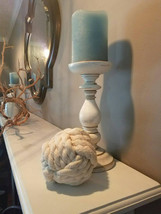 Monkey fist - Nautical wedding home decor - $15.00