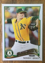 SONNY GRAY 2014 Topps Future Stars #508 Baseball Card-Athletics-Yankees - $5.00