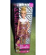Barbie Fashionistas Doll #142 New - $18.50