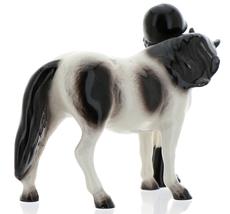 Hagen-Renaker Specialties Ceramic Horse Figurine Big Sister and her Pinto Pony image 5