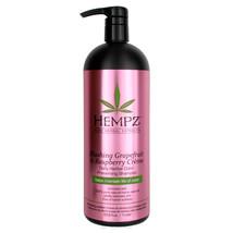 Hempz Grapefruit & Raspberry Creme Color Preserving Shampoo 33.8oz