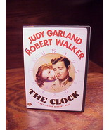 The Clock DVD, Used, 1945, with Judy Garland and Robert Walker - $11.95