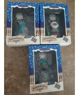 Set of 3 Hallmark Snowmans Land 2003 Ornaments Snowman Christmas Holiday... - $14.80