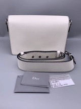 100% Authentic Christian Dior 2018 DIOR CLUTCH STRAP SHOULDER BAG SHW RARE image 3