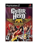 Guitar Hero: Aerosmith (Tested) - (PS2) Playstation 2 Video Game Complet... - $8.59