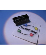 LM301AN OpAmp Texas Instruments TI 14-Pin DIP Plastic LM301 - Vintage NO... - $13.77