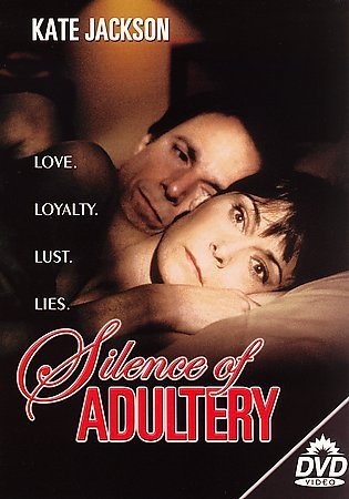 SILENCE OF ADULTERY: Sexy Kate Jackson Thriller NEW DVD