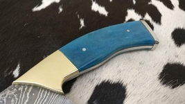 For Sale, Hand Made Chef Knife image 8