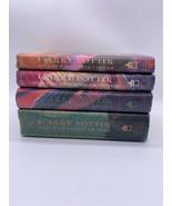 Harry Potter Hardcover Books 1-4 *J.K. Rowling* 1998 - $38.50