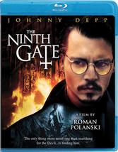 Ninth Gate (Blu Ray) (Ws/Eng/Eng Sub/Span Sub/5.1 Dts Hd)