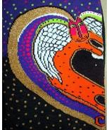 Angel Cat K Bell Trouser Crew Socks New Women's Size 9-11 L Burch Kitty ... - $9.95