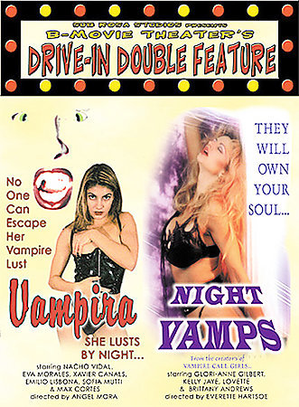 VAMPIRA & NIGHT VAMPS: Glori Anne Gilbert - HOT NEW DVD