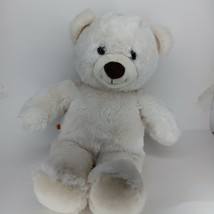 "Build A Bear white  Polar bear Plush 15"" Soft Toy Stuffed Animal  - $24.99"