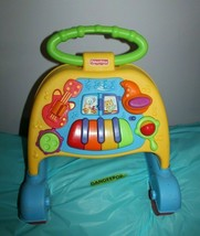 Fisher Price 2008 Mattel Musical Activity Walker Learning Toy - $29.69