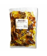 HARIBO GUMMI CANDY, SUPER COLA BOTTLES, 5-POUND BAG - $26.03
