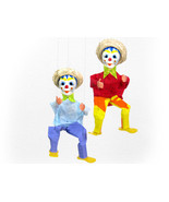 Marioneta - Marionette Puppet Wood Handpainted Traditional Toy Handmade New - $12.20