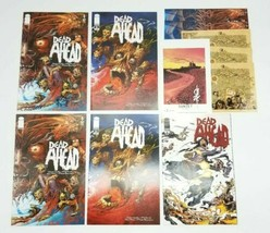 Dead Ahead 1 2 3 Complete Set Signed Issues Print & Extras Rare Image Co... - $193.49