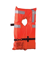 Kent Type I Collar Style Life Jacket - Adult Universal  100100-200-004-12 - $56.00