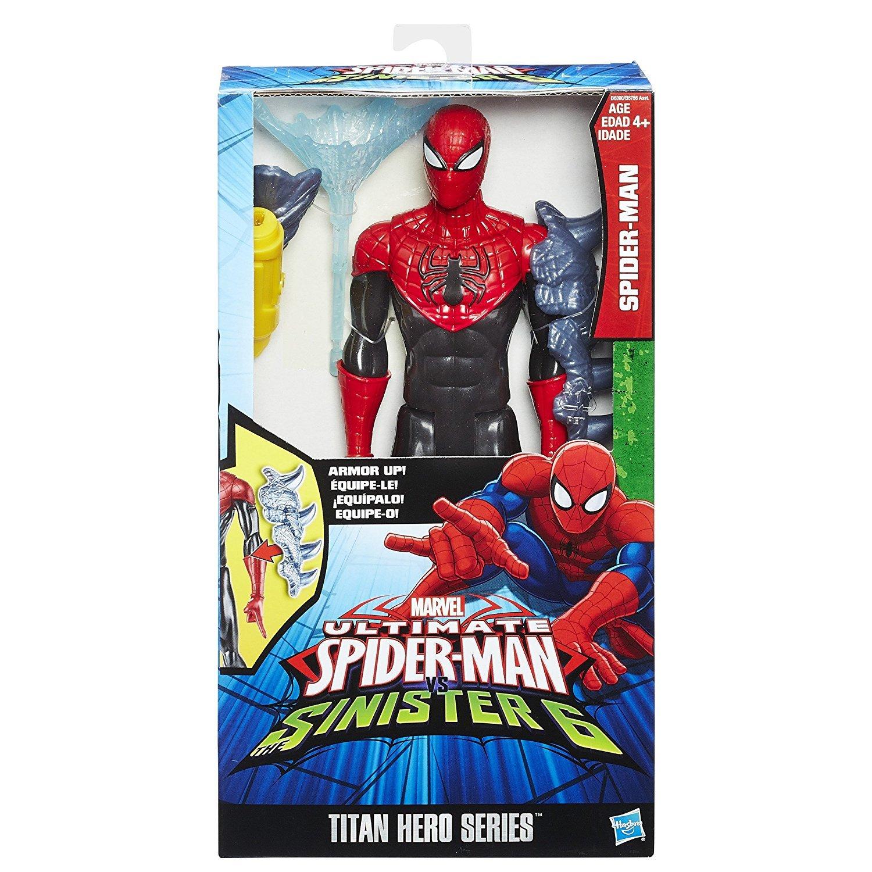 HASBRO ULTIMATE SPIDERMAN vs SINISTER 6