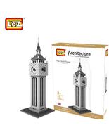 1 box LOZ The Clock Tower Building Blocks - $32.95