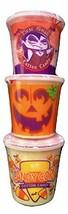 Halloween Cotton Candy Trio Fun Pack Bundle, Drac Snak, Candy Corn, Jack... - £24.33 GBP