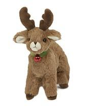 Bearington Jolly Christmas Plush Stuffed Animal Reindeer Reindeer, 6 inches - $11.13